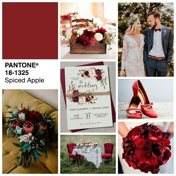 chamada_SpicedApple Pantone Color Trend Report 2018 | Tendência