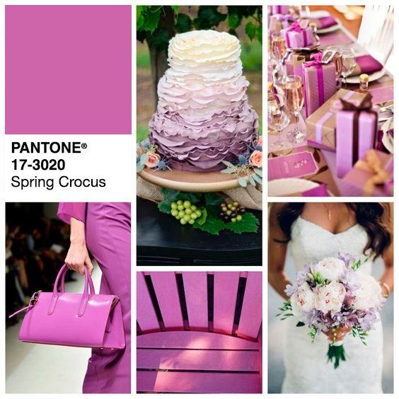 chamada_springcrocus Pantone Color Trend Report 2018 | Tendência