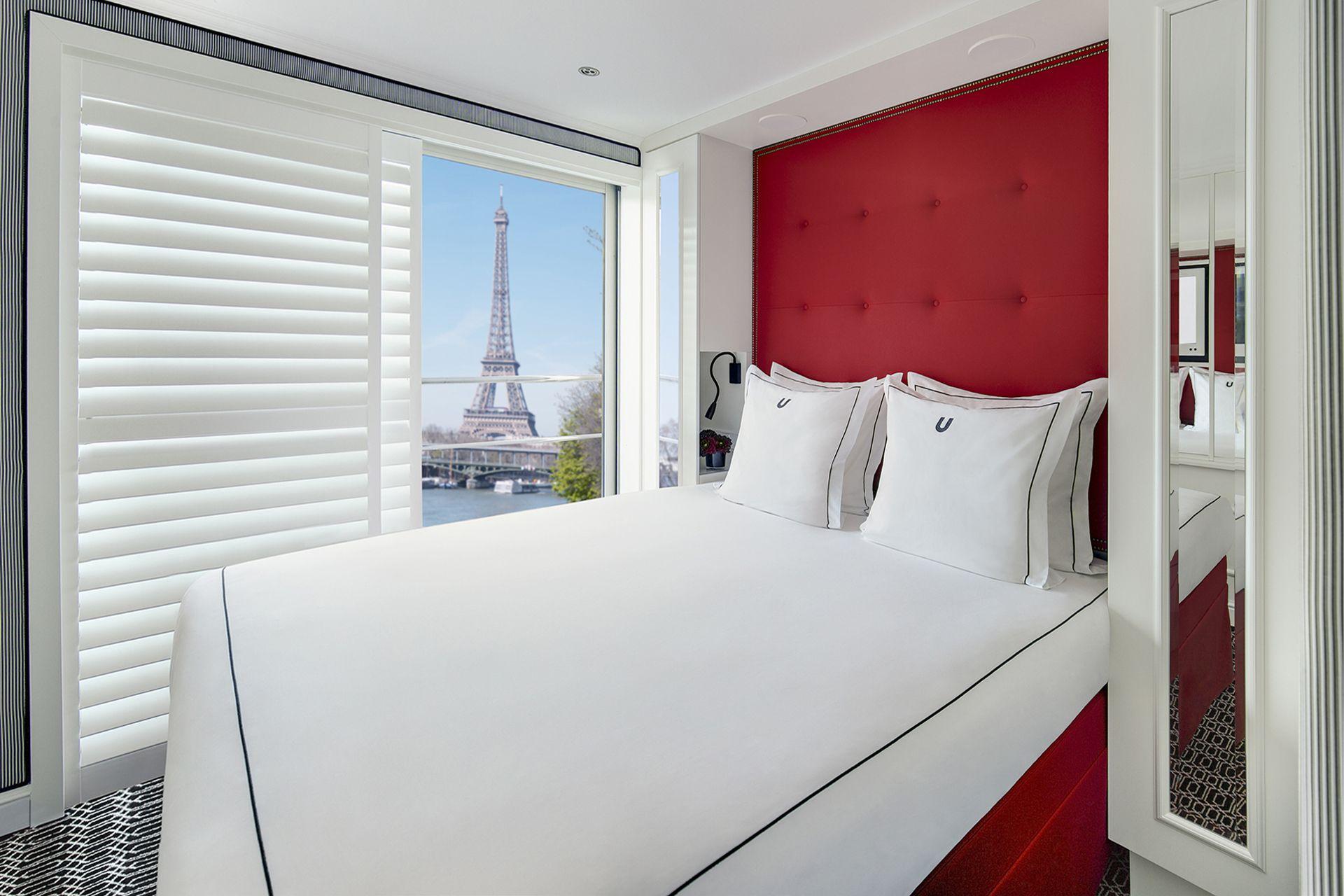 UbyUniworld_TheB_Balcony Paris - roteiro de lua de mel exclusivo para o público jovem | Lua de Mel