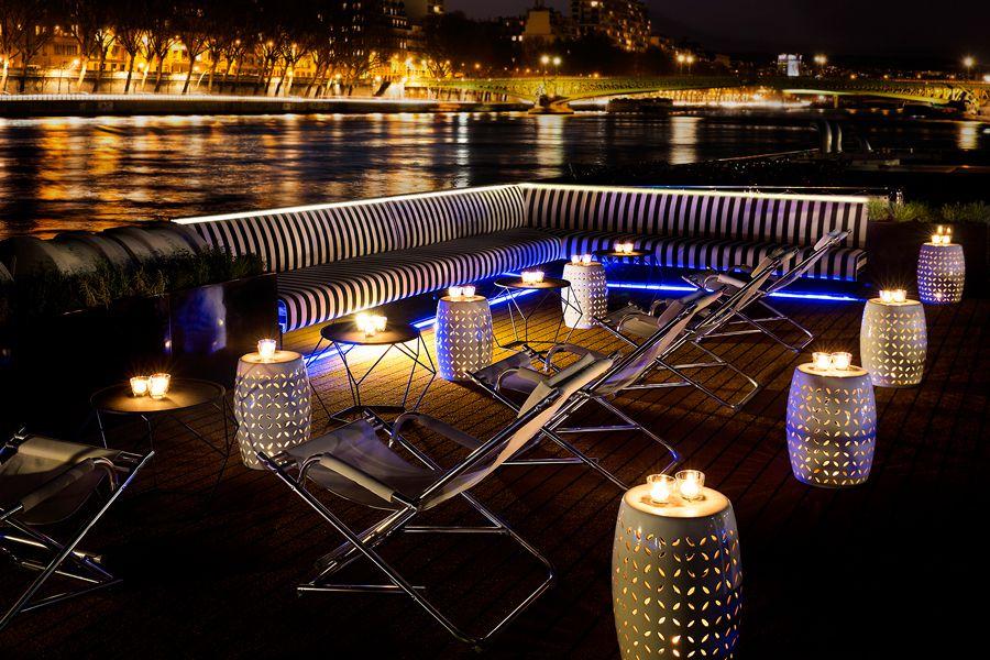 UbyUniworld_TheB_Rooftop1 Paris - roteiro de lua de mel exclusivo para o público jovem | Lua de Mel