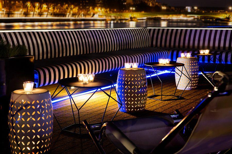 UbyUniworld_TheB_Rooftop2 Paris - roteiro de lua de mel exclusivo para o público jovem | Lua de Mel
