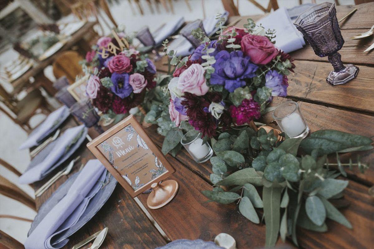 ultravioleta3 7 Tendências de casamento para 2018  | Wedding Trends