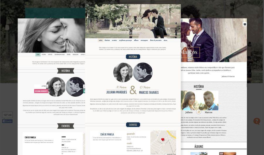 site-casamento Como pedir o presente de casamento em dinheiro? De forma elegante!