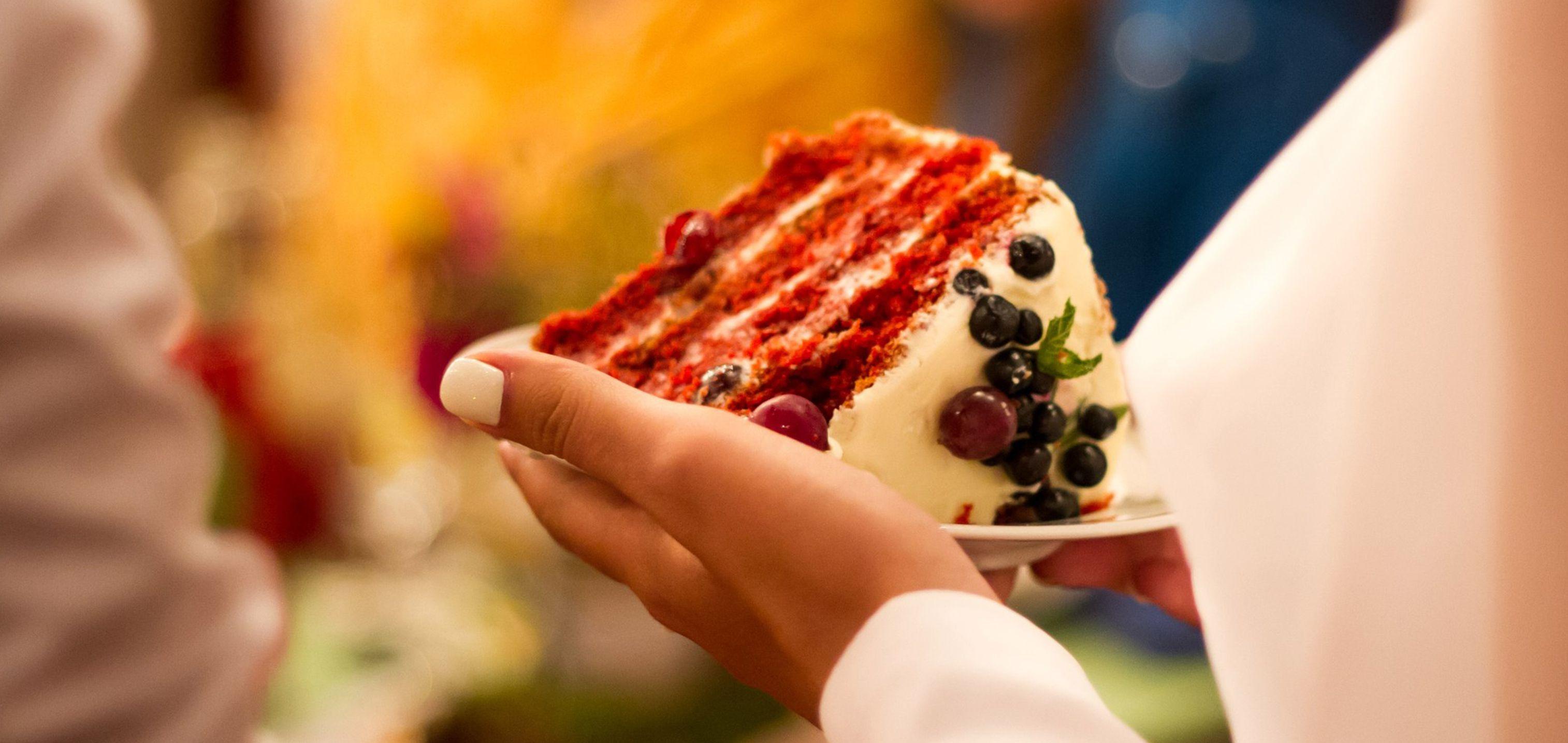 Casamento bolo