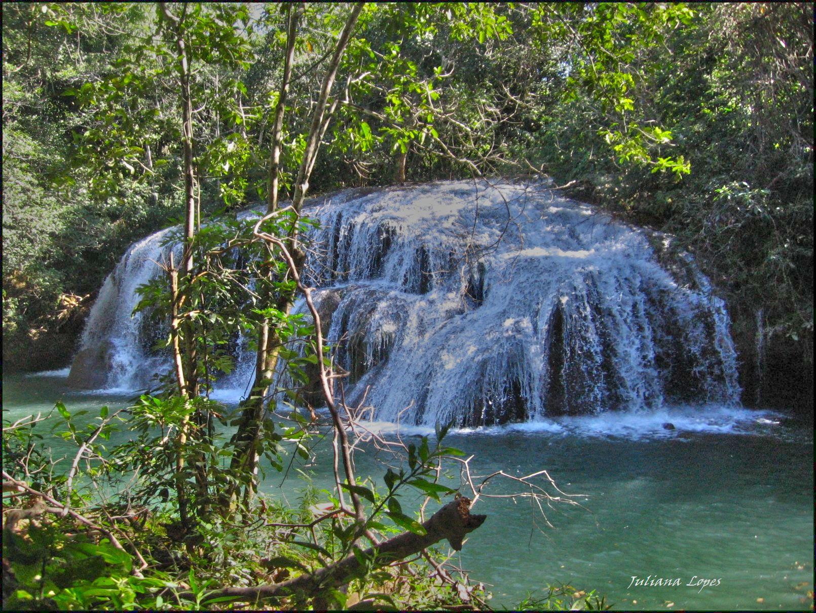 Cachoeira-Sinhozinho-Foto-Juliana-Lopes- Lua de mel em Bonito: o roteiro perfeito para dias inesquecíveis no paraíso do ecoturismo