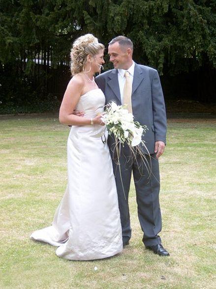 casal-antes Fotos de casamento dignas de um conto de fada