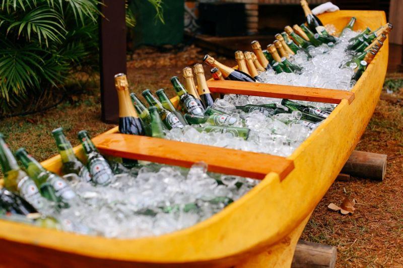 maneiras-criativas-de-servir-cerveja Cerveja no casamento: tudo o que você precisa saber!