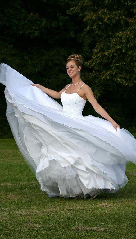 noiva_antes Fotos de casamento dignas de um conto de fada