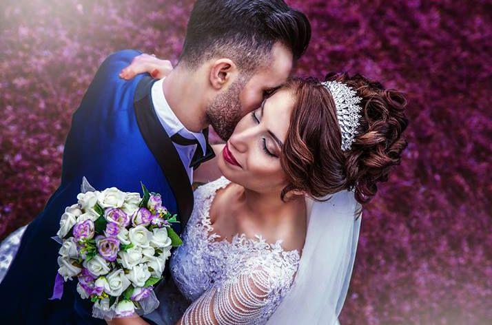 noivos_depois Fotos de casamento dignas de um conto de fada