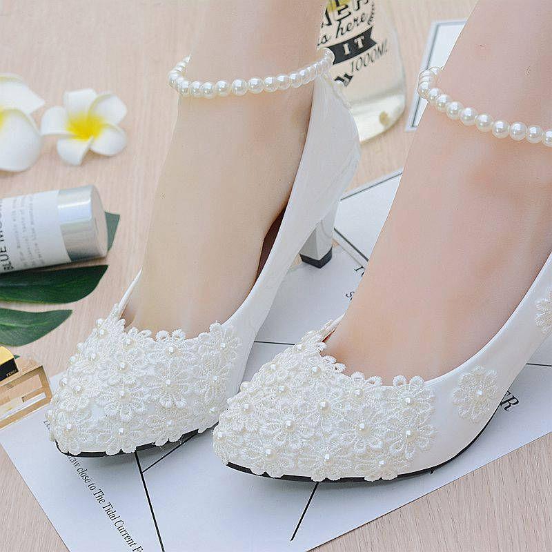 sapato Sapato de noiva com glitter, strass, metalizado ou pérola?