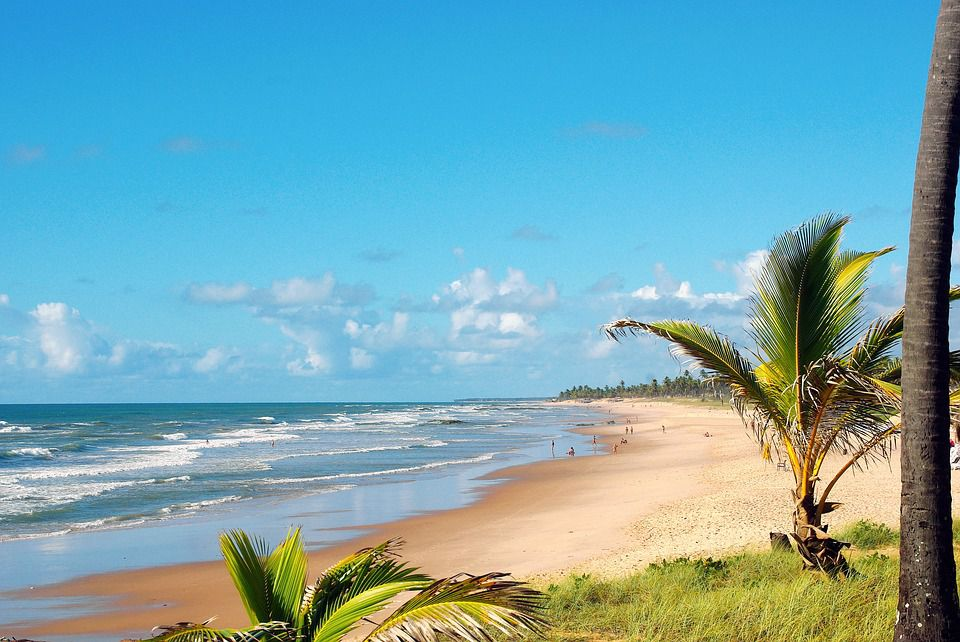 Praia Costa do Sauipe
