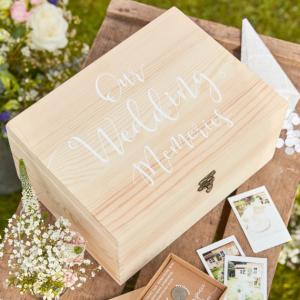 caixa de casamento 1