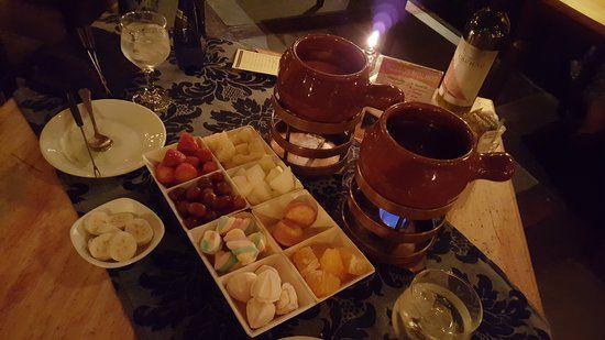 fondue-de-chocolate - hannover