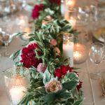 Inspire-se com essas ideias para enfeites de mesa de casamento