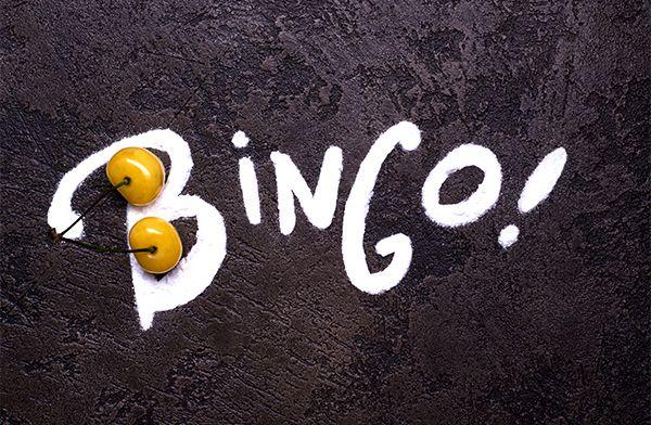 bingo Novas versões de brincadeiras para chá de cozinha