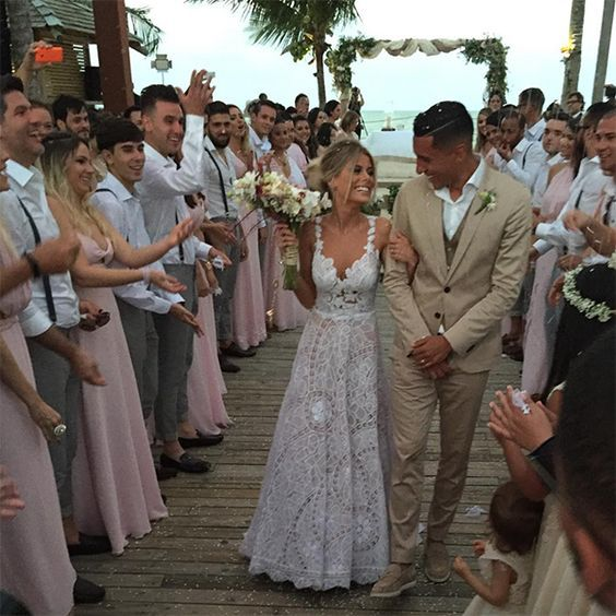 cortejo-casamento-final_glamurama Cortejo de casamento: confira o passo a passo da entrada e saída