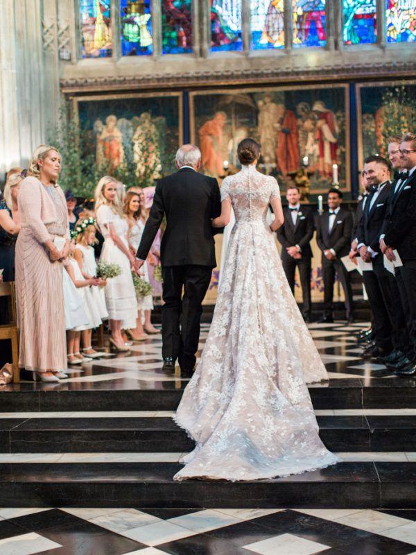 cortejo-casamento_junebug-blog Cortejo de casamento: confira o passo a passo da entrada e saída