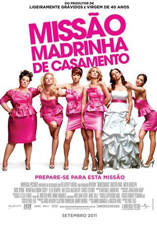 Missaomadrinhadecasamento Lista de filmes para inspirar o casamento