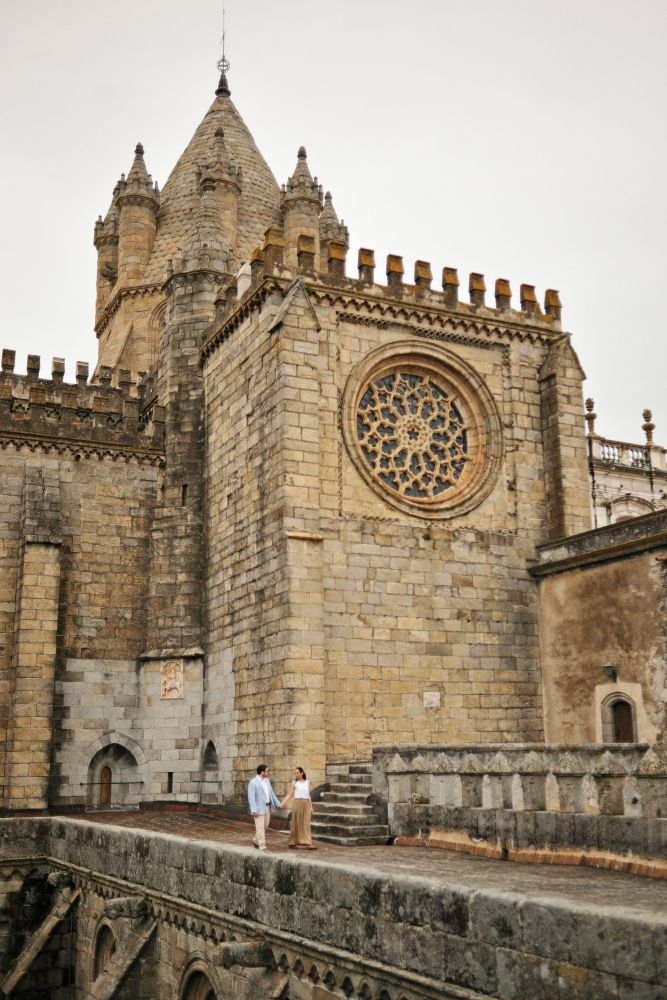Evora_Se-de-Evora Lua de mel em Portugal - registros para guardar no coração