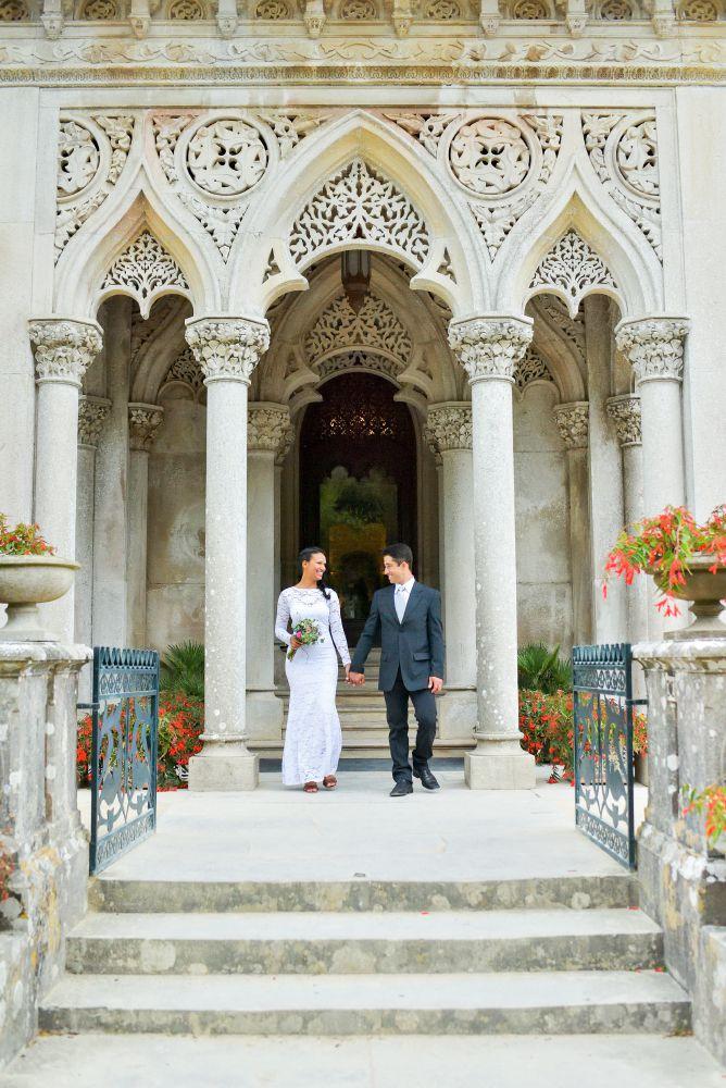 Sintra_Palacio-de-Monserrate1 Lua de mel em Portugal - registros para guardar no coração