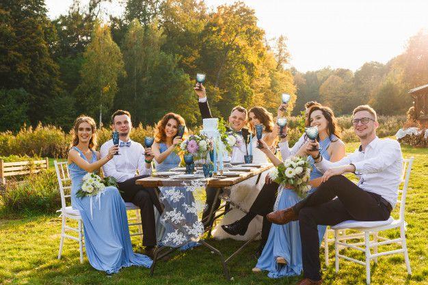 o-novo-casal-casado-e-convidados_79762-919 Quiz para convidados: você sabe o que é?