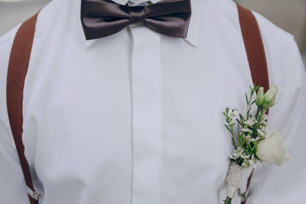 noivo-estiloso-flores Noivo estiloso: como ousar e ser original no dia do casamento