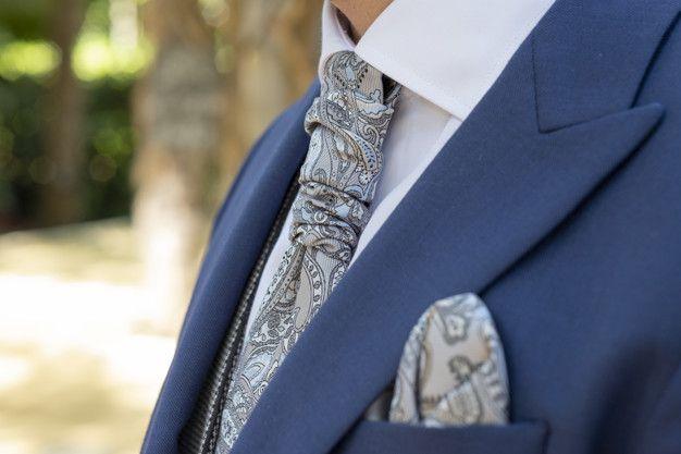 noivo-estiloso-gravata-estampada Noivo estiloso: como ousar e ser original no dia do casamento