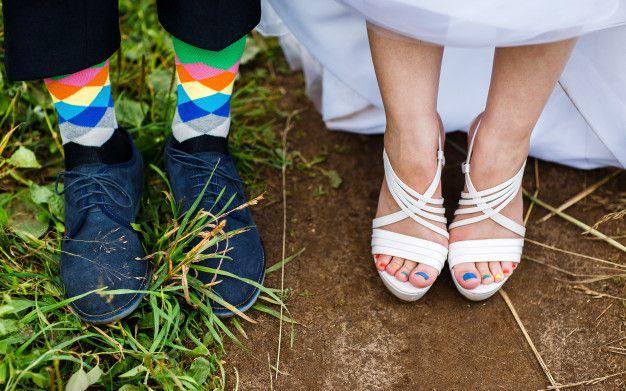 noivo-estiloso-meias Noivo estiloso: como ousar e ser original no dia do casamento