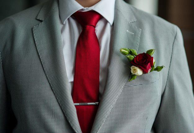 noivo-estiloso-terno-xadrez2 Noivo estiloso: como ousar e ser original no dia do casamento