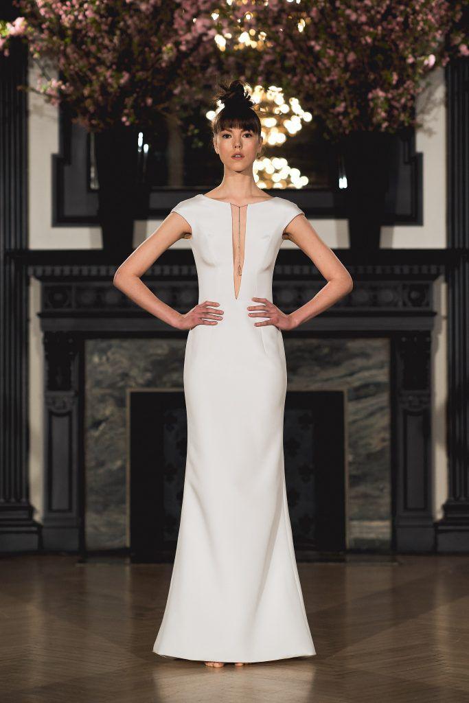 Ines-di-santo-Mike_colon Primavera e Verão: tendências de vestido de casamento para 2020