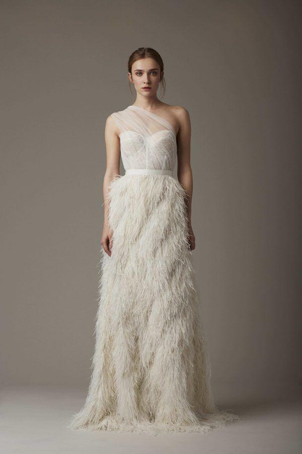 Lela_Rose Primavera e Verão: tendências de vestido de casamento para 2020