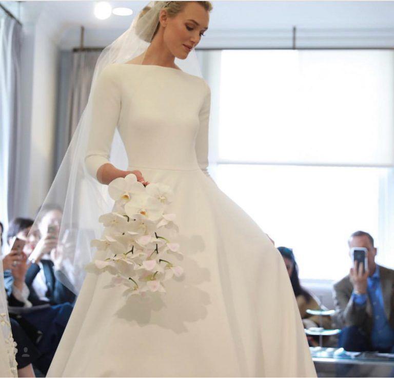 Romona-Keveza_Colin_Pierson Primavera e Verão: tendências de vestido de casamento para 2020