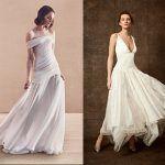 Primavera e Verão: tendências de vestido de casamento para 2020