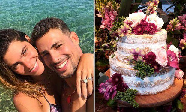 casamentos de famosos 2019 - Cauã Reymond e Mariana Goldfarb