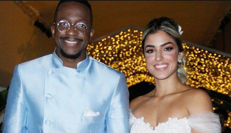casamentos de famosos 2019 - Thainá Fernandes e Mumuzinho