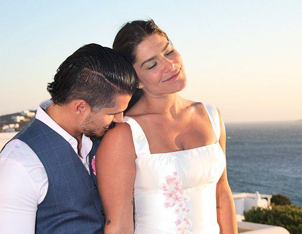 casamentos de famosos 2019 - Priscila Fantin e Bruno Lopes