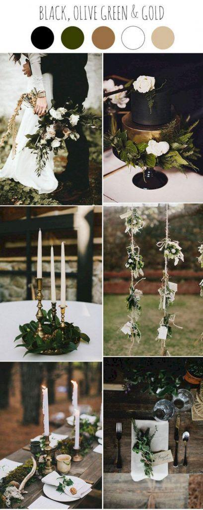 preto-oliva-verde-dourado-409x1024 As Cores do casamento, inspire-se!