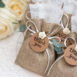 Lembrancinhas de casamento simples e charmosas