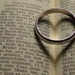 Mensagem para convite de casamento bíblico