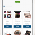 Como abrir uma loja online de maquiagem com pouco dinheiro